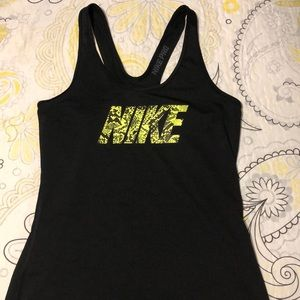 Nike Tank Top Size Medium